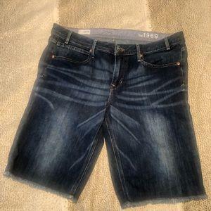 1969 GAP Bermuda Shorts